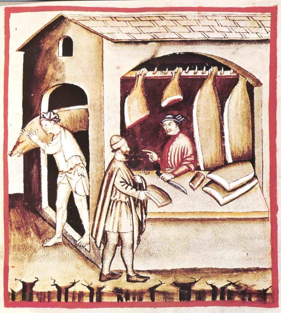 05.05 - il Macellaio dal Taccuinum Sanitatis