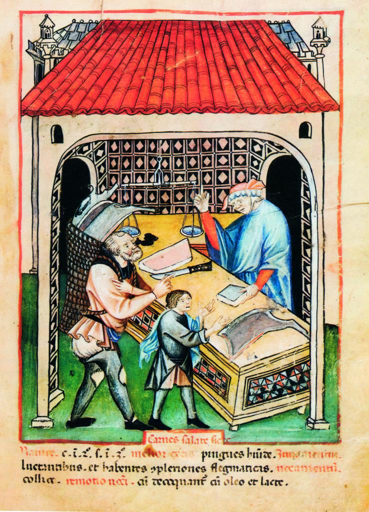 07.01 - Miniatura lardarolo - Parigi, Biblioteca Nazionale