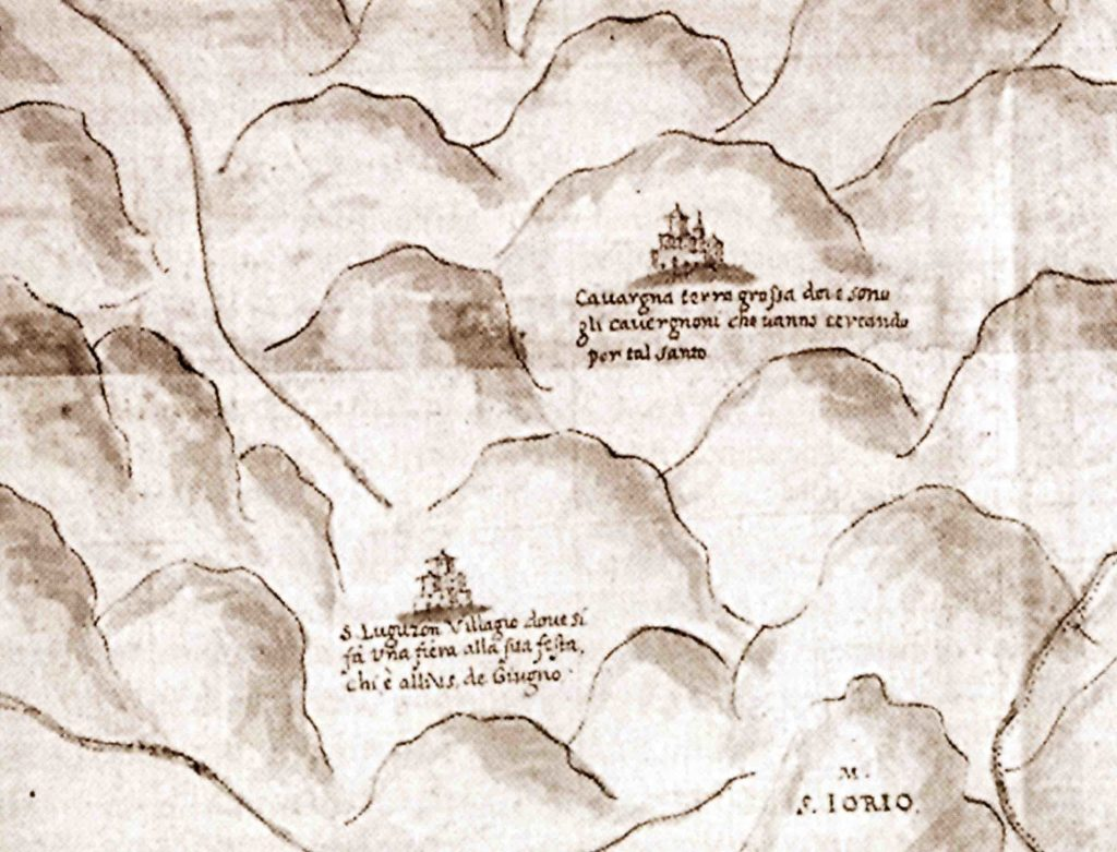 24.05 - Carta San Lucio - ASCPR Parma
